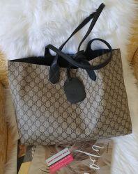 Gucci Sacola Preta *Oferta especial