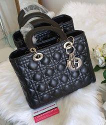 Bolsa modelo Lady Dior Preta *Oferta!